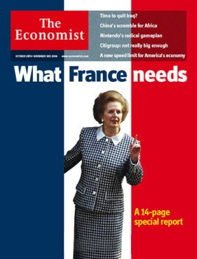Economist_20061028issuecovEU_What_France_Needs_Thatcher