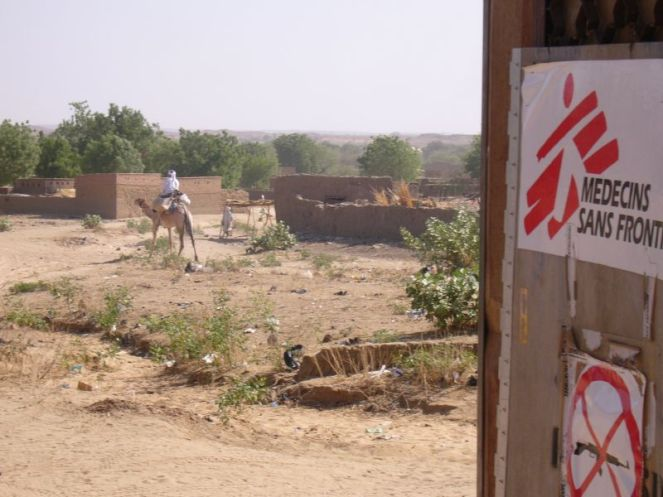 MSF_front_door_in_Chad